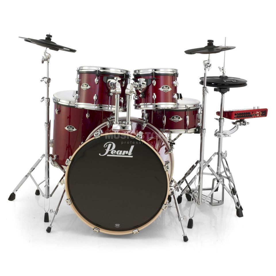 Pearl ePro Live E-DrumSet EPEXL725/C, Natural Cherry Produktbild