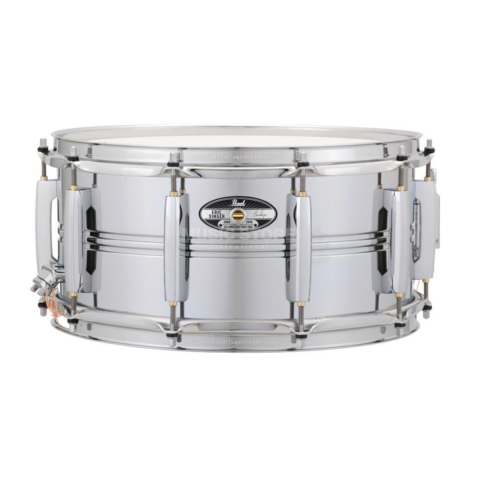 "Pearl Eric Singer Signature Snare 14""x6,5"", 30th Anniversary Product Image"