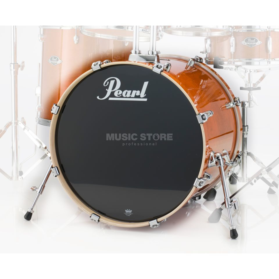 "Pearl Export EXL BassDrum 20""x18"", Honey Amber #249 Product Image"