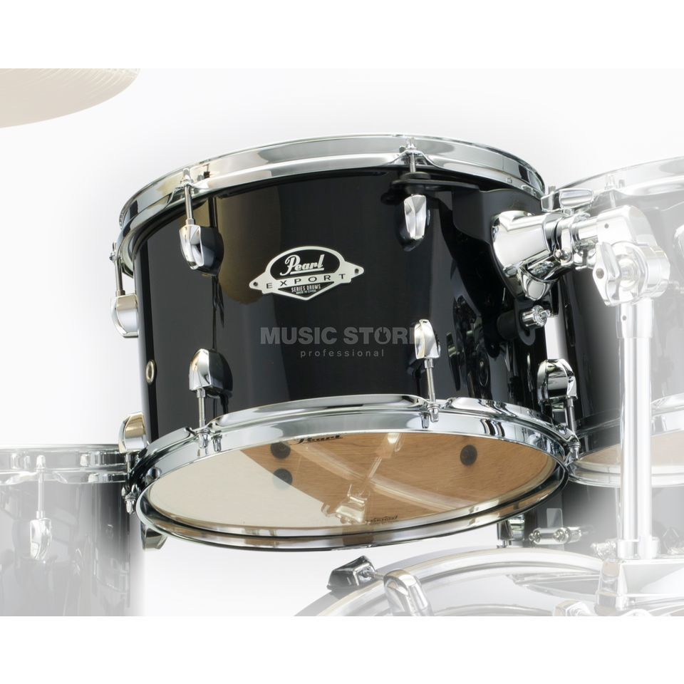 "Pearl Export EXL Tom 13""x9"", Black Smoke #248 Product Image"