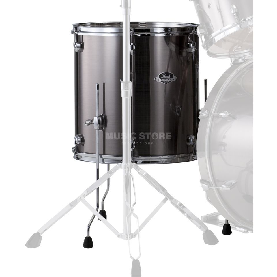 "Pearl Export EXX FloorTom 16""x16"", Smokey Chrome #22 Produktbillede"