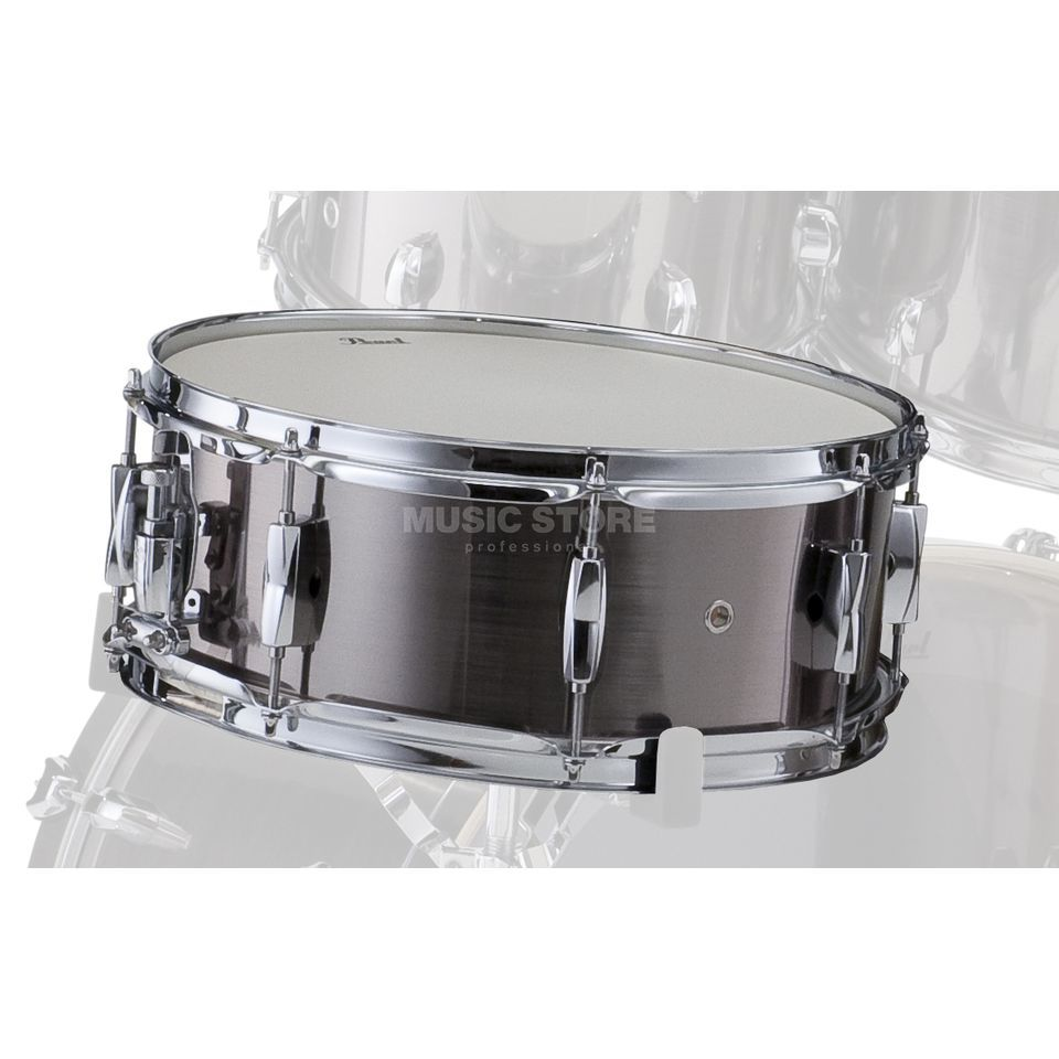 "Pearl Export EXX Snare 14""x5.5"", Smokey Chrome #21 Produktbillede"