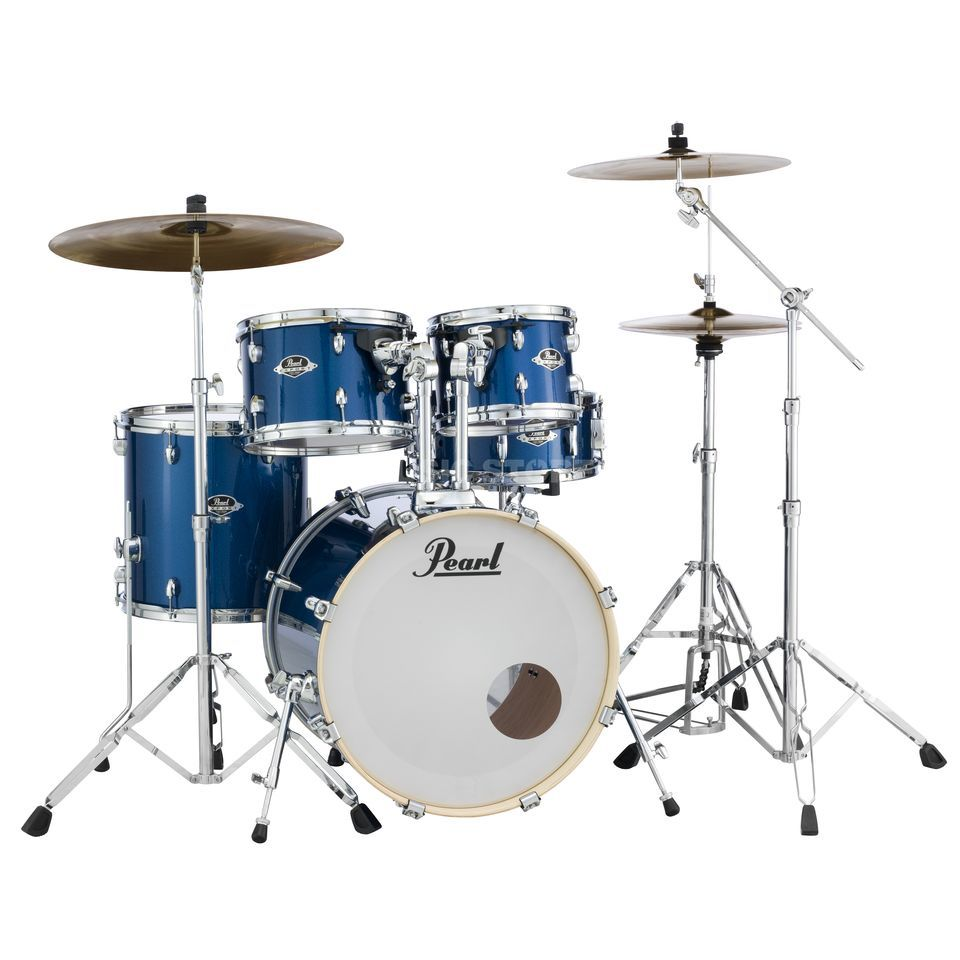 Pearl Export EXX725FBR/C, Electric Blue Sparkle #702 Produktbillede