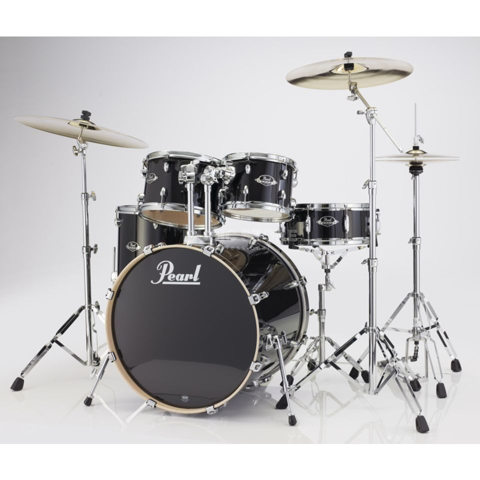 Pearl Export Lacquer EXL725/C, Black Smoke #249 Produktbillede