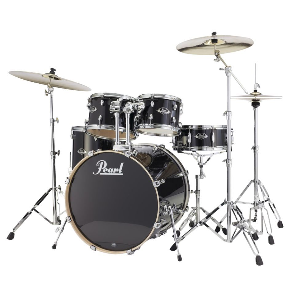 Pearl Export Lacquer EXL725S/C, Black Smoke #248 Produktbild
