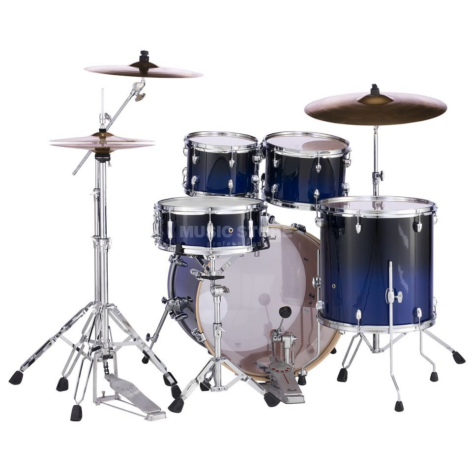 Pearl Export Lacquer EXL725S/C, Sea Blue Fade #257 Product Image