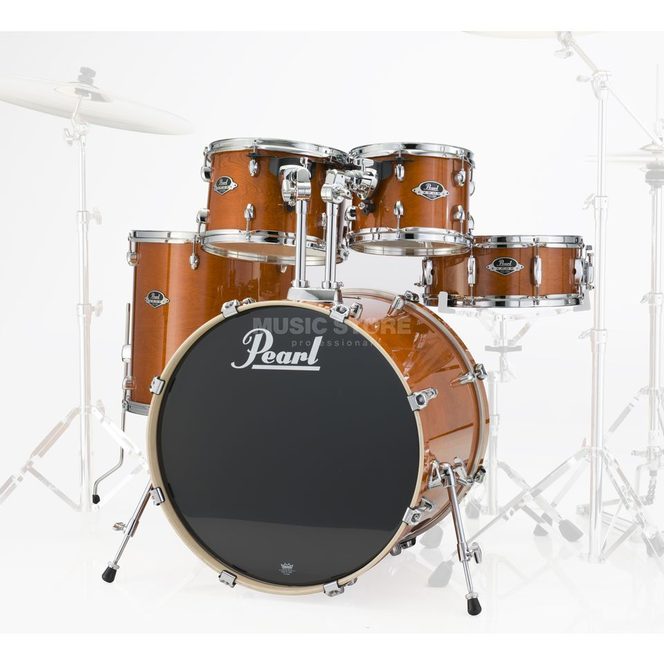 Pearl Export ShellSet EXL725SP/C, Honey Amber #249 Produktbillede