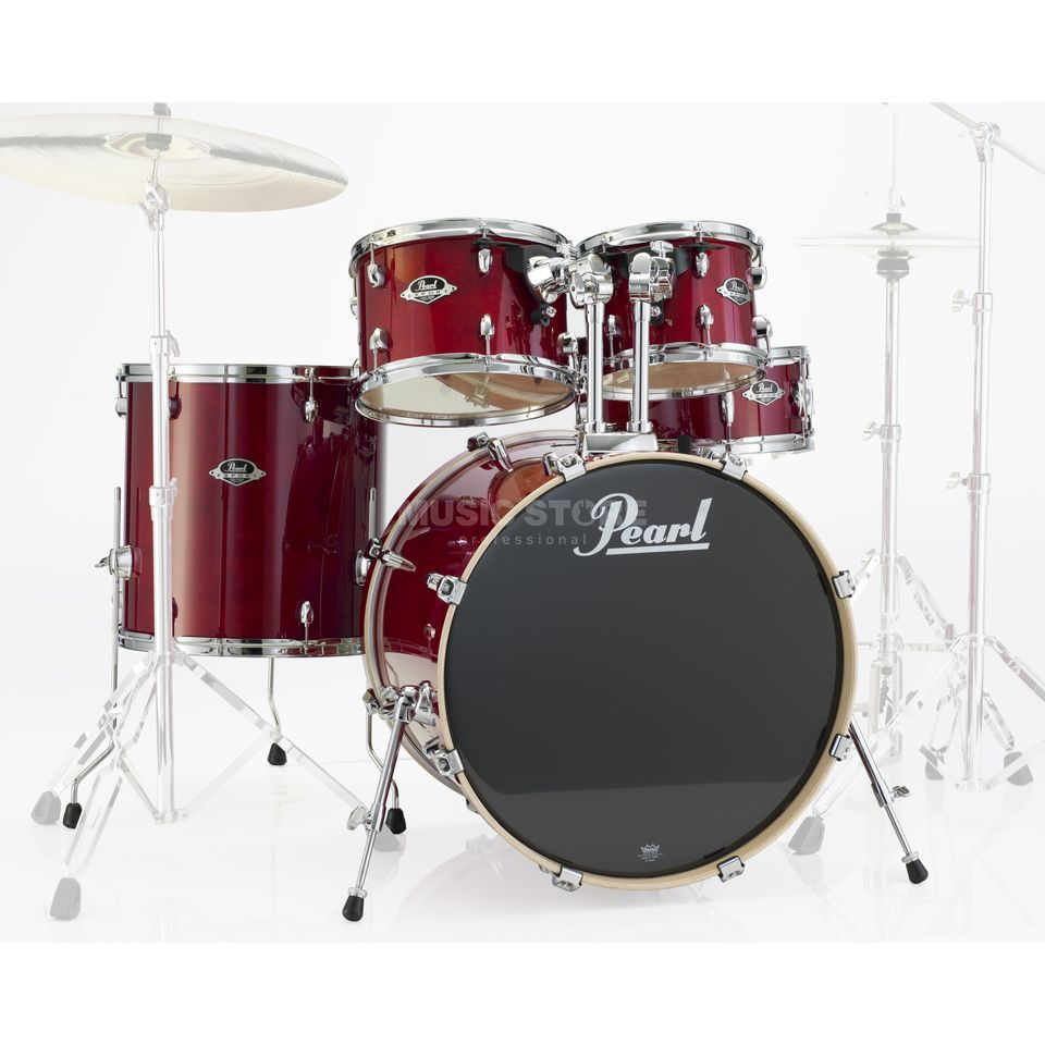 Pearl Export ShellSet EXL725SP/C, Natural Cherry #246 Produktbillede