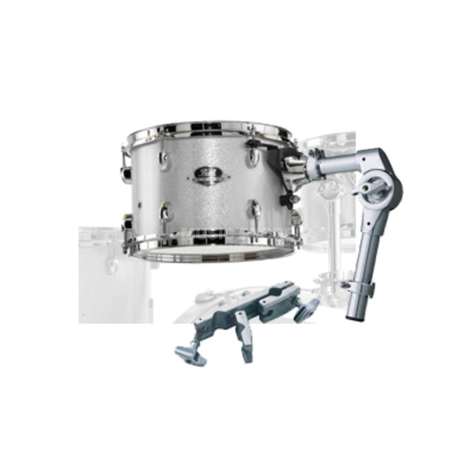"Pearl Export Tom Add-On Pack 10""x7"", Arctic Sparkle #700 Produktbillede"