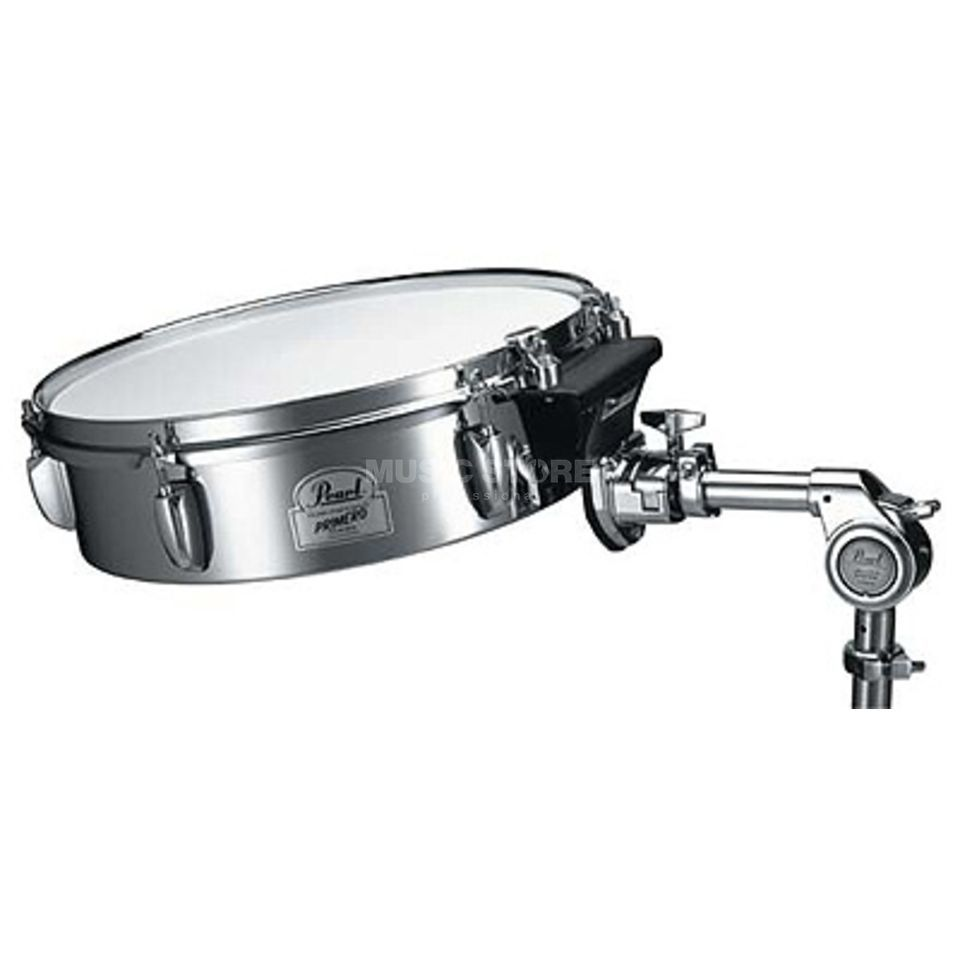 "Pearl Flat Timbale PTE-313I, 13""x3"", steel, incl. I.S.S Immagine prodotto"
