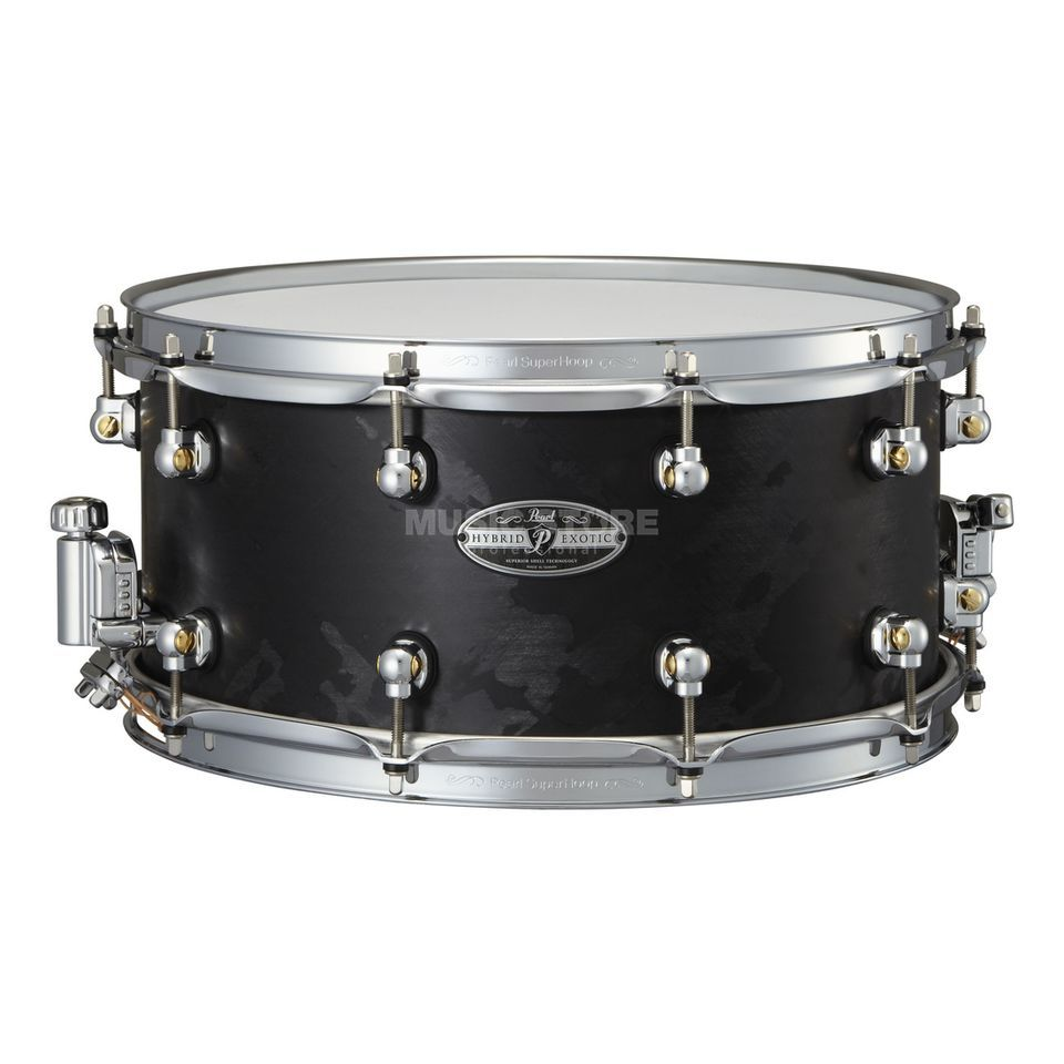 "Pearl Hybrid Exotic Snare 14""x6,5"", HEP-1465, Vectorcast Produktbild"