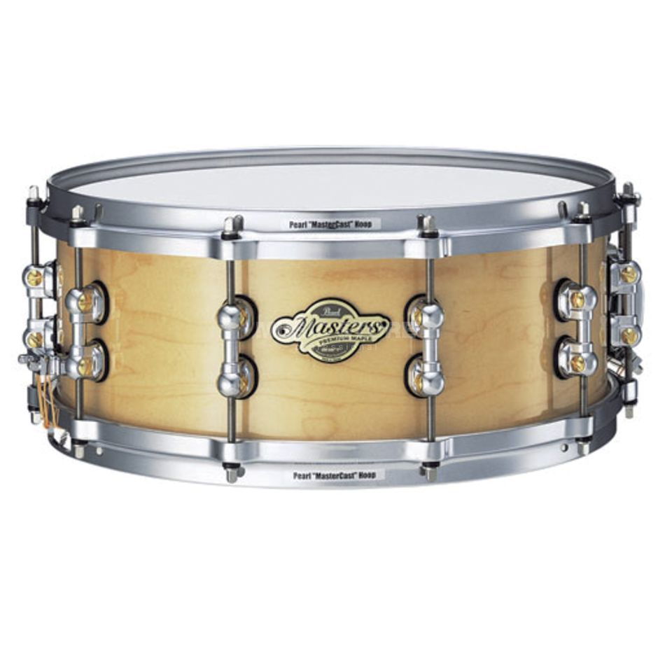 "Pearl MMP1455S/C MMP Snare 14""x5,5"" Natural Maple #102 Produktbild"