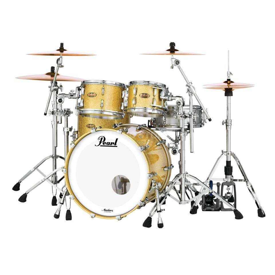 Pearl PEARL Masters Maple Reserve MRV904XEP/C, Bombay Gold Sparkle Produktbild