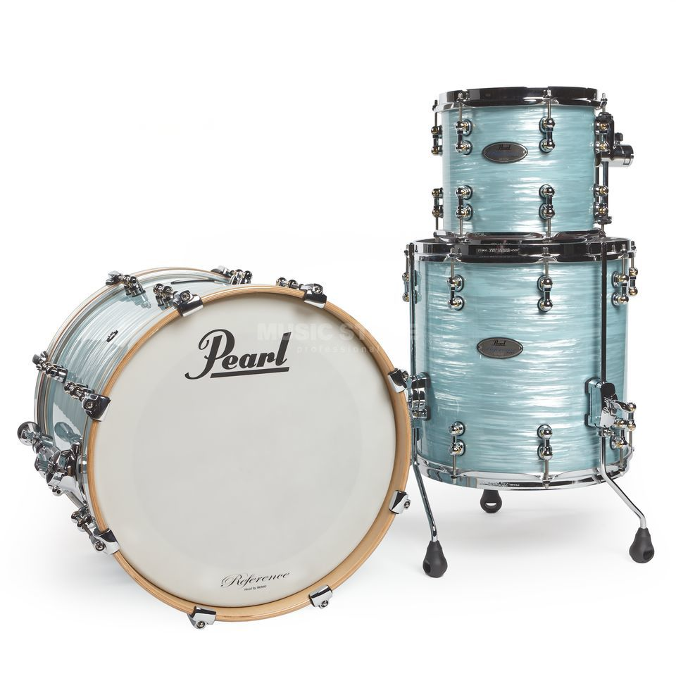 Pearl Reference Pure Shell-Set Jazz Ice Blue Oyster Imagem do produto