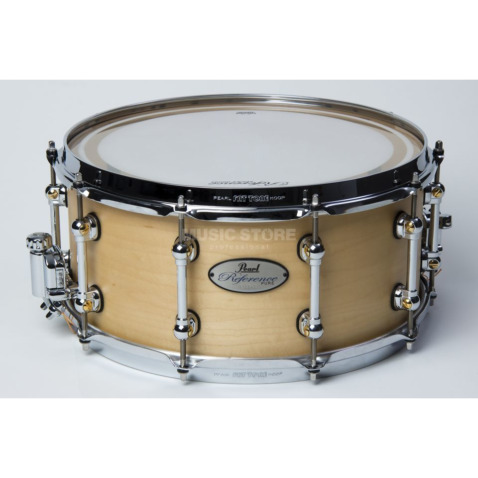 "Pearl Reference Pure Snare 14""x6.5"", Natural #112 Produktbillede"
