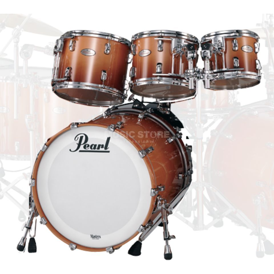 Pearl Reference ShellSet RF-924XAP, Root Beer Fade  #143 Produktbillede