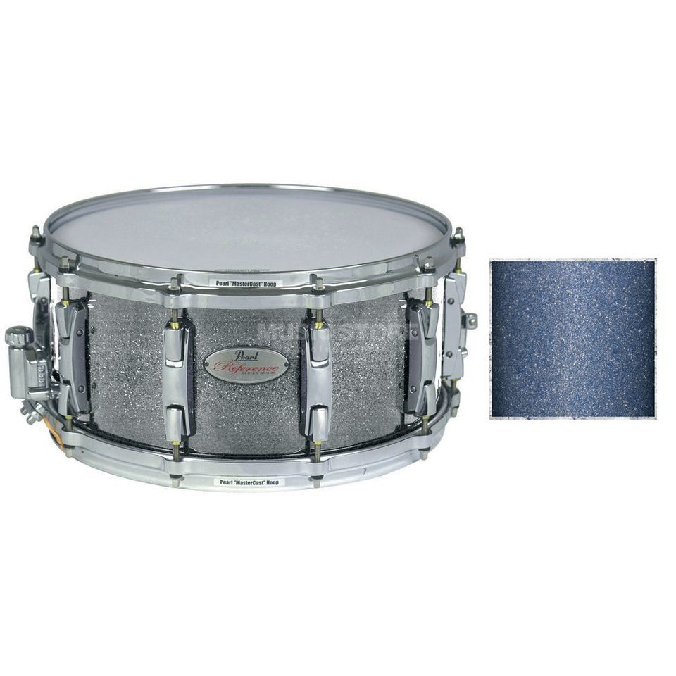 "Pearl RF1465S/C Reference Snare 14""x6.5"", Crystal Rain #196 Product Image"