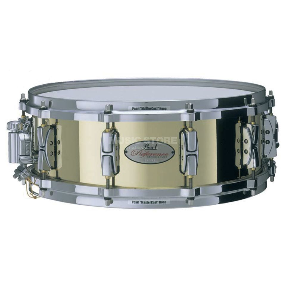 "Pearl RFB1450 Reference Snare 14""x5"", Brass Product Image"