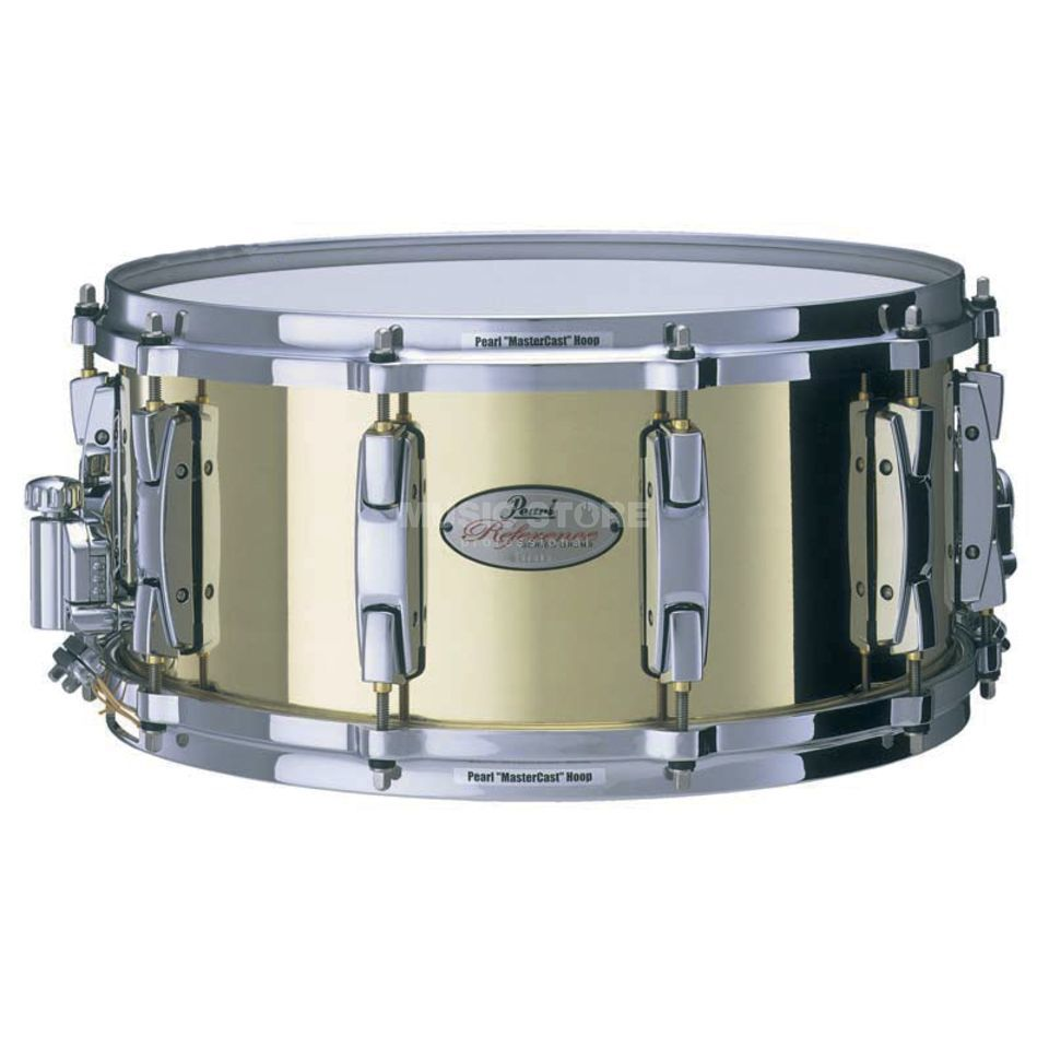 "Pearl RFB1465 Reference Snare 14""x6.5"", Brass Produktbillede"