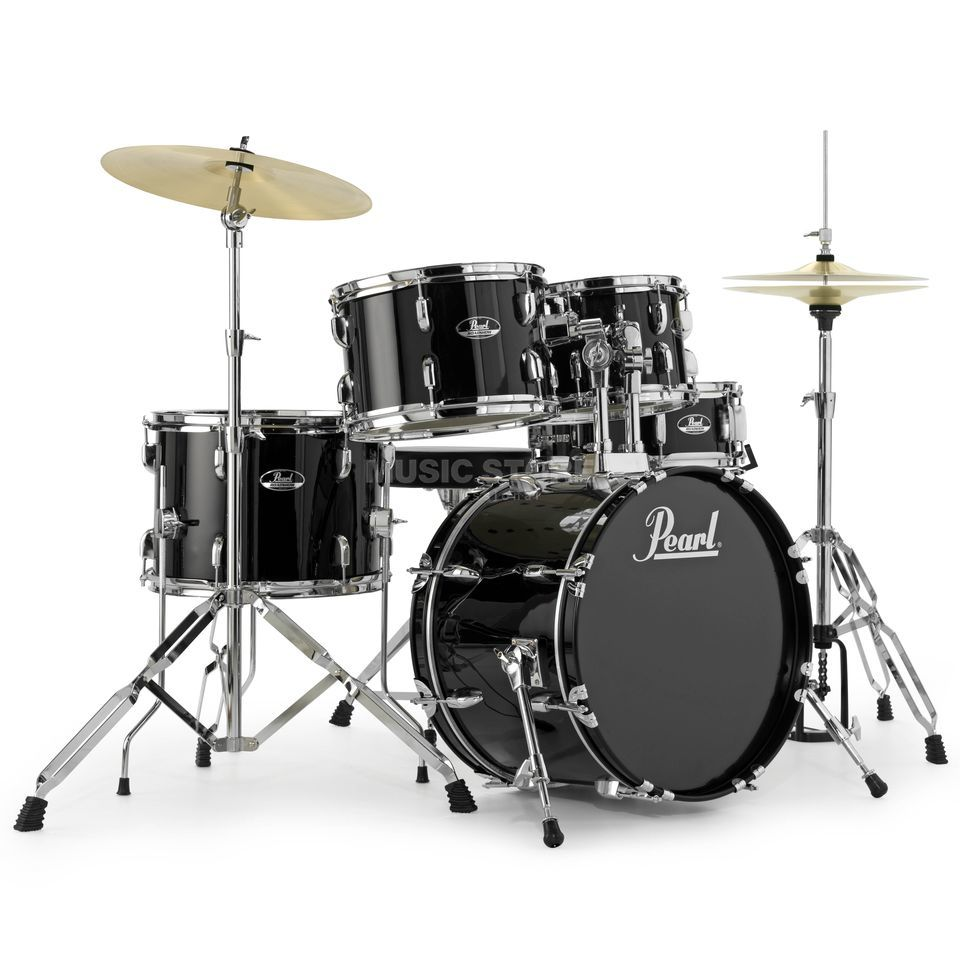 Pearl Roadshow Junior RS585C, Jet Black #31 Produktbild