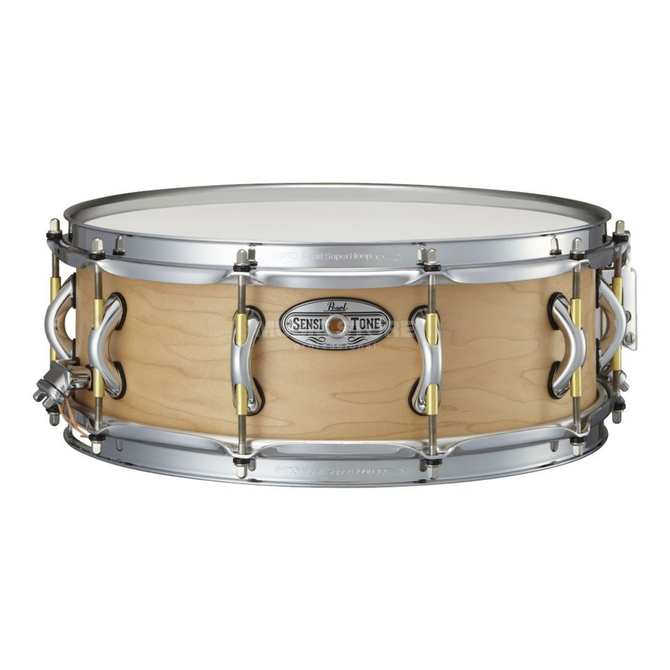 "Pearl Sensitone Premium Snare, 14""x5"", STA1450MM, Maple Produktbillede"