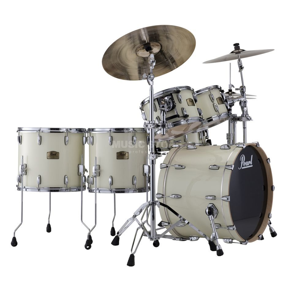 Pearl Session Studio Classic SSC904XUP/C, Antique Ivory Produktbillede