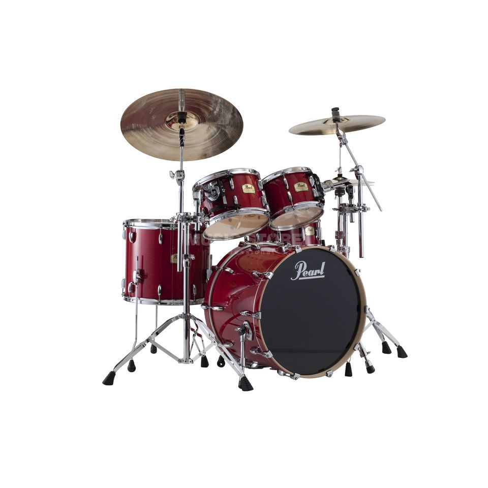 Pearl Session Studio Classic SSC904XUP/C, Sequoia Red Produktbillede