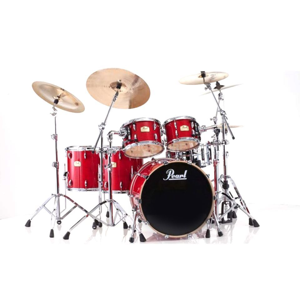 Pearl Session Studio Classic SSC924XUP/C, Sequoia Red Produktbillede