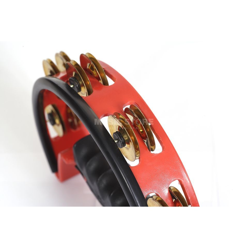Pearl Tambourine PTM-50BHR, Brass Jingles Produktbillede