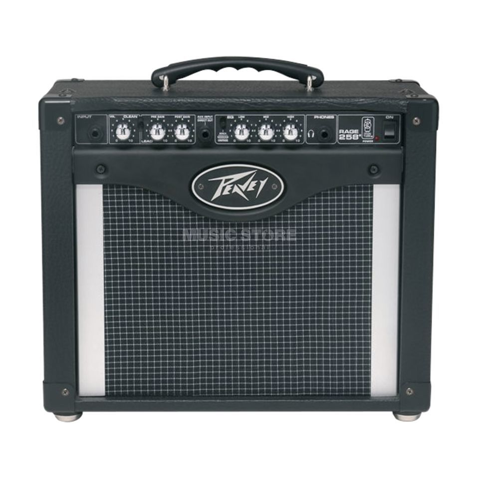 Peavey Rage 258 Guitar Amp Combo    Imagen del producto