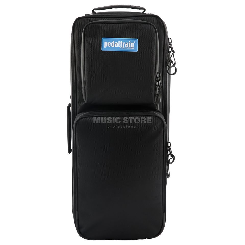 Pedaltrain Premium Soft Case/Backpack - Metro 24 Изображение товара