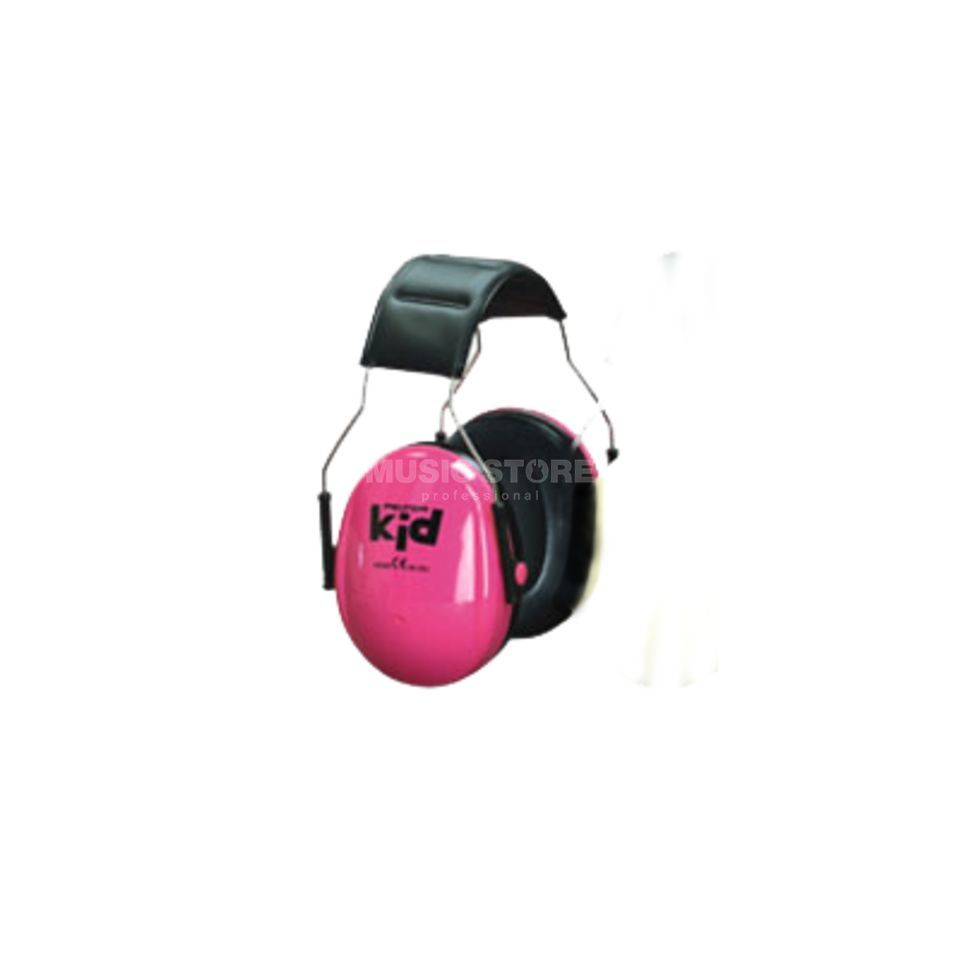 Peltor Kid Hearing Protection for Childeren, pink Produktbillede