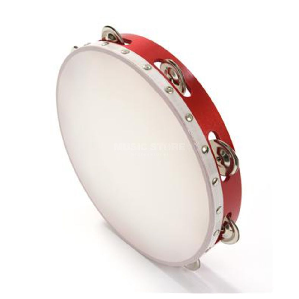"Percussion Plus PP041 Tambourine 10""  Produktbild"