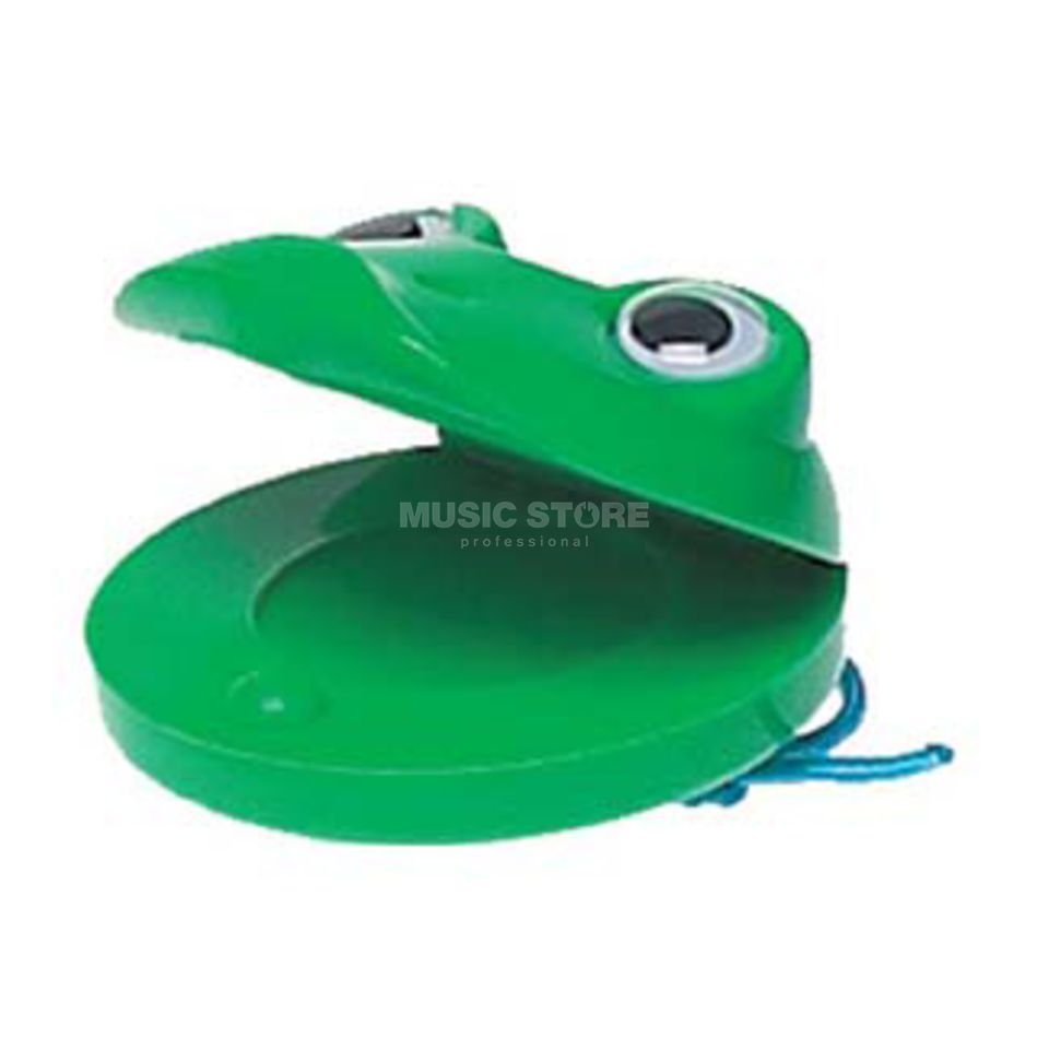 Percussion Plus PP1012 Frog Castanets  Produktbillede