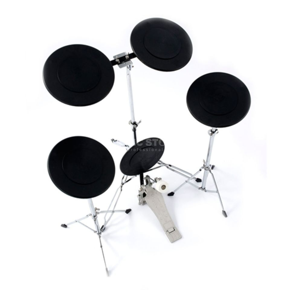 Percussion Plus PP1069 Practice Drum Kit  Produktbild