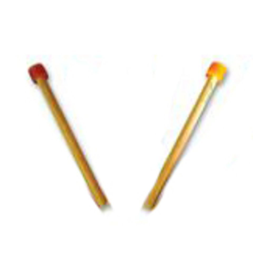 Percussion Plus PP459 Double Tenor Sticks, Second Product Image