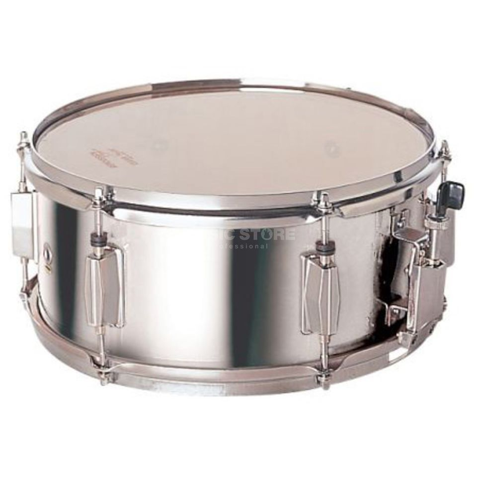 "Percussion Plus PP784 Snare 12"", #Mirror Finish, incl. Sticks Produktbillede"