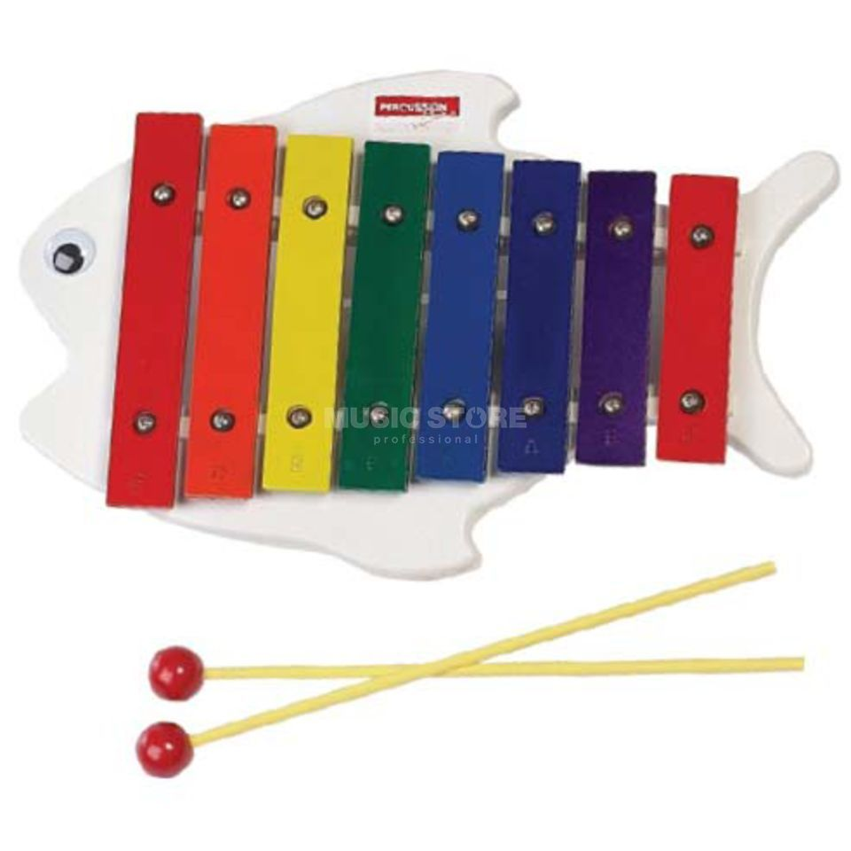 Percussion Plus PP937-1 Fish Glockenspiel, B-Stock Produktbillede