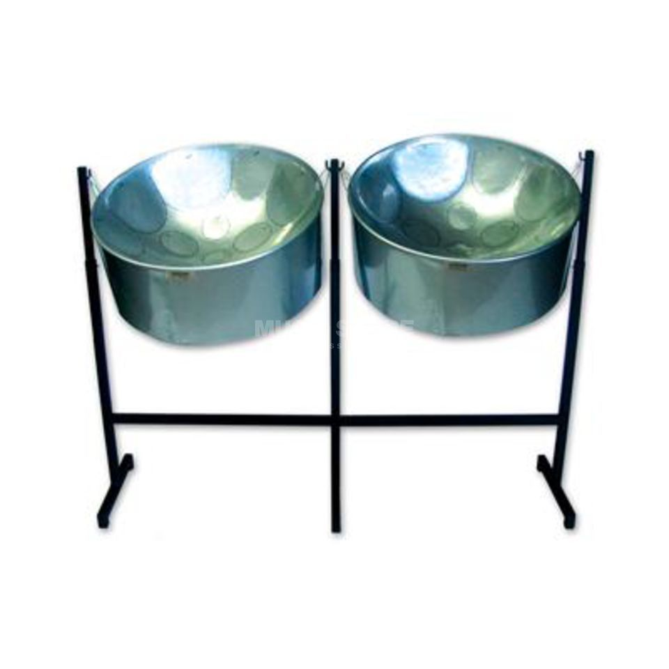 Percussion Plus Steelpan Double Seconds PP446 Produktbild
