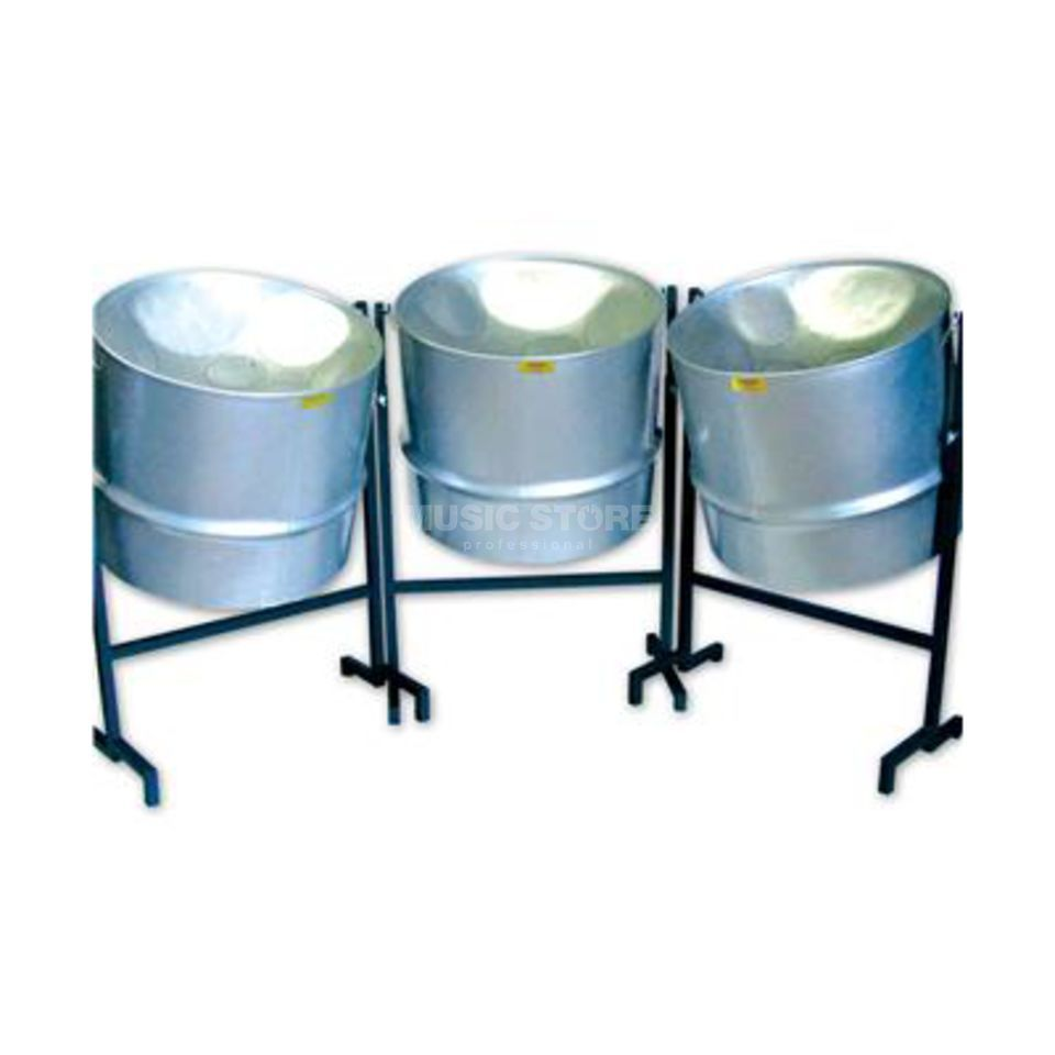 Percussion Plus Steelpan Triple Cello PP445 Produktbillede