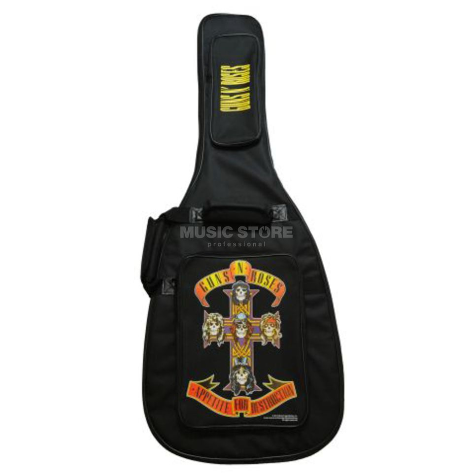 Perri's Acoustic Guitar Bag Guns N' Roses Produktbild