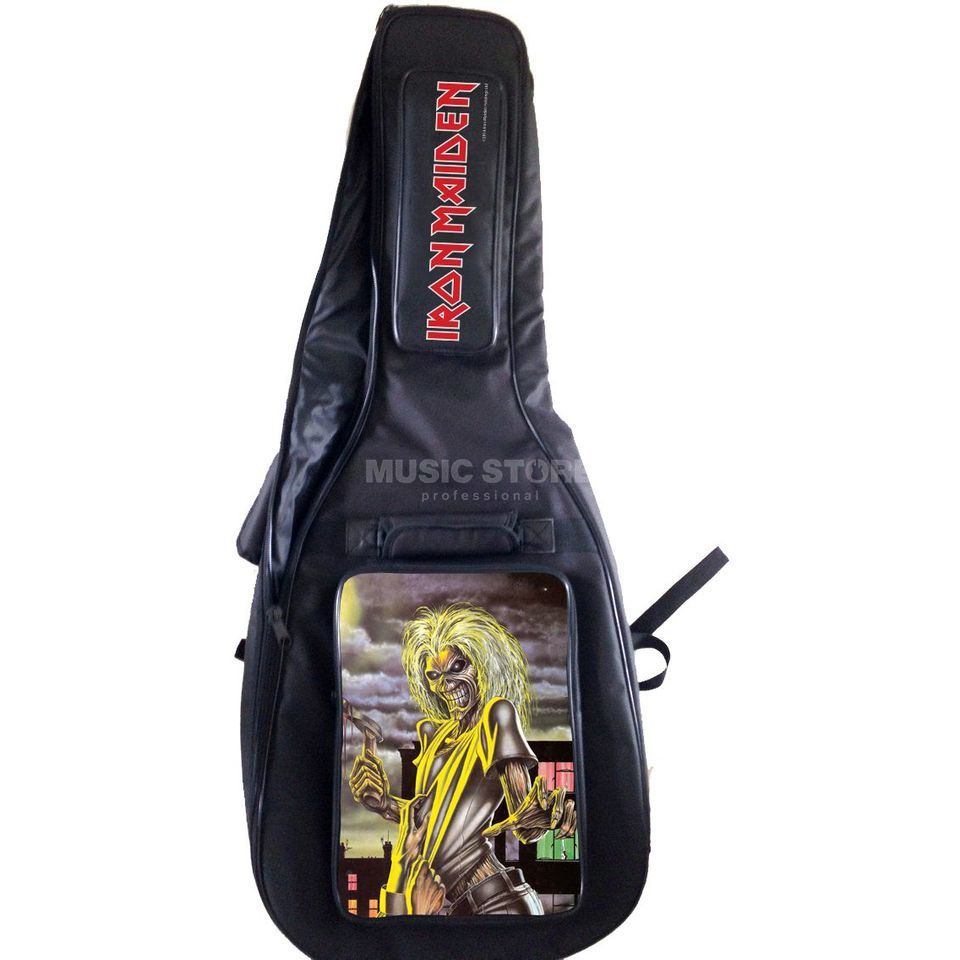 Perri's Acoustic Guitar Bag Iron Maiden Produktbillede