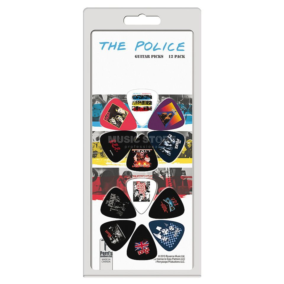 Perri's Picks The Police 12-Pack LP12-POL1 Produktbillede