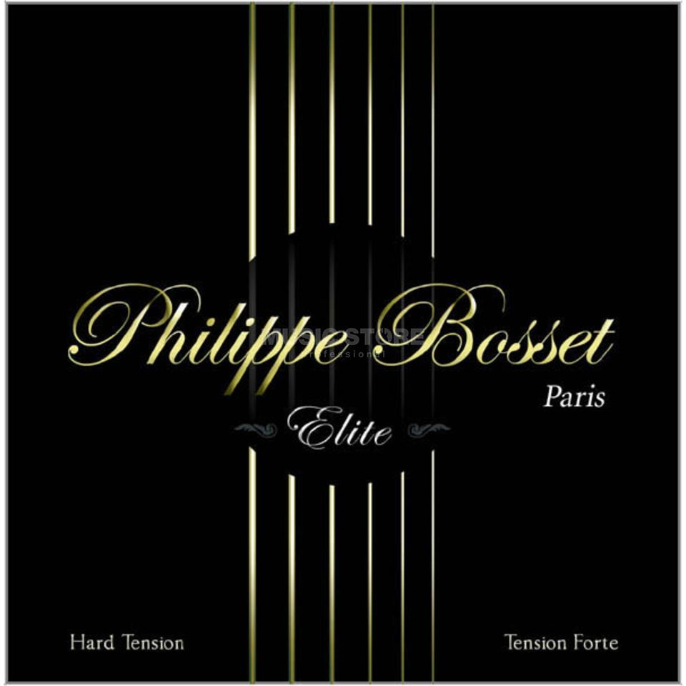 Philippe Bosset Classic ELITE Black Nylon High Tension Produktbillede