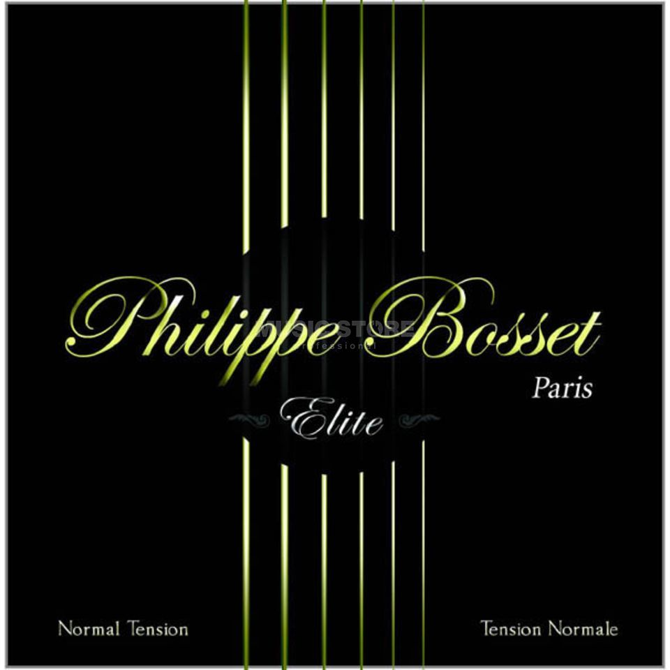 Philippe Bosset Classic ELITE Black Nylon Normal Tension Produktbild