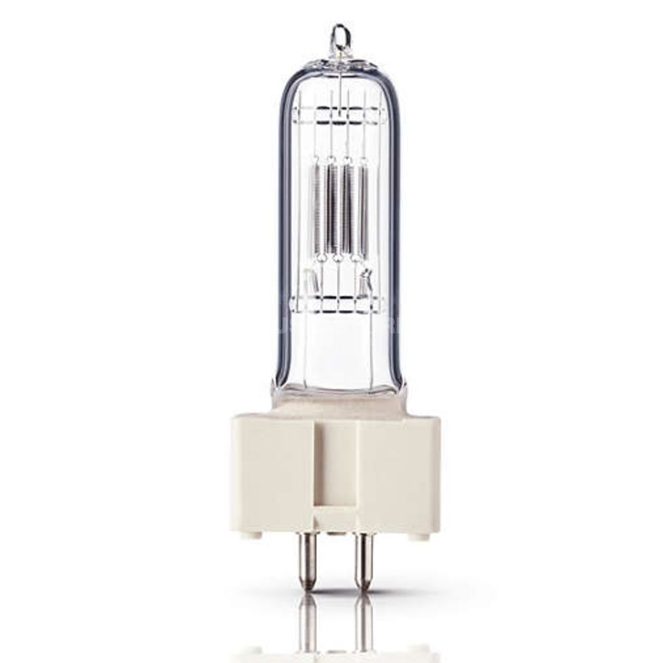 PHILIPS 6996-P 1000W GX9,5 Halogen Lamp Product Image