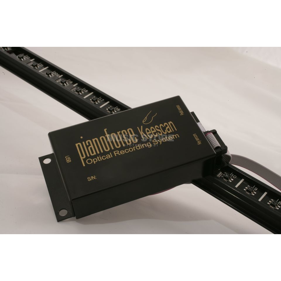 Pianoforce Keescan Retrofit Kit  Produktbillede