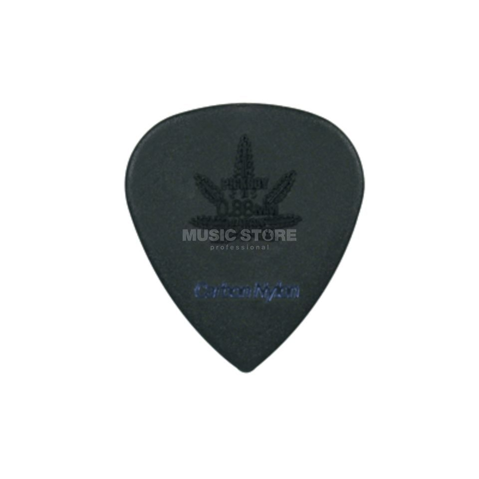 Pickboy Plektrum Carbon 0,88 mm 12er-Set Produktbild