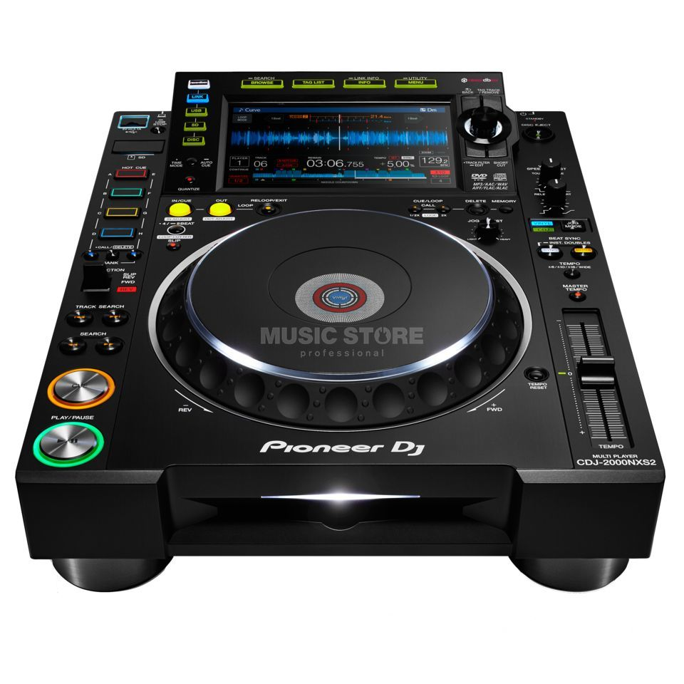 PIONEER CDJ-2000NXS2 DJ PLAYER DRIVERS FOR WINDOWS MAC