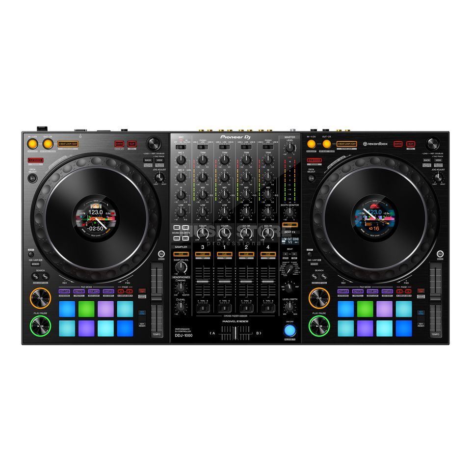 Pioneer DJ DDJ-1000 incl. gratis Carry Bag Product Image